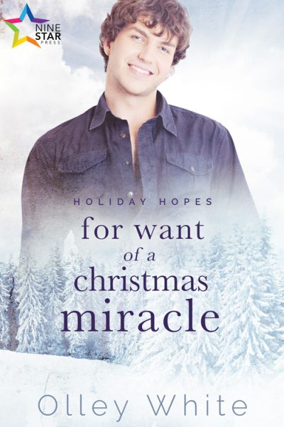 For Want of a Christmas Miracle by Olley White