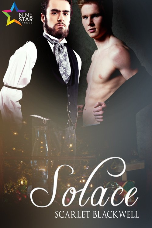 Solace by Scarlet Blackwell